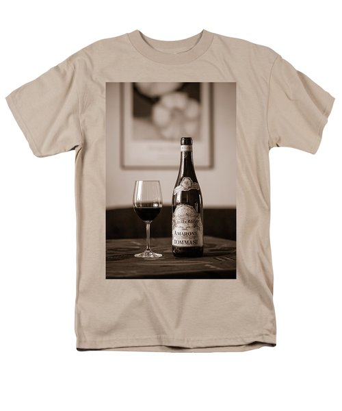 Delicious Amarone Men's T-Shirt  (Regular Fit) by Ari Salmela