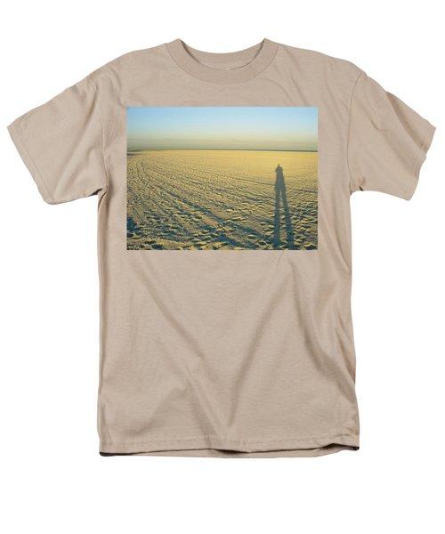 Men's T-Shirt  (Regular Fit) featuring the photograph Desert Like by David Nicholls