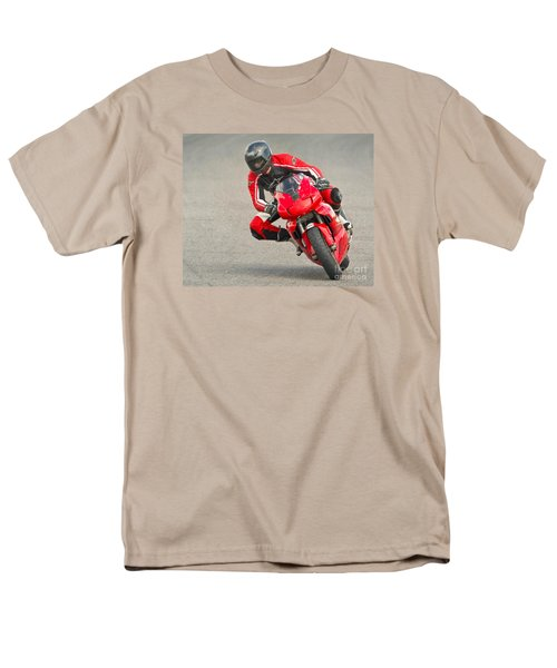 Ducati 900 Supersport Men's T-Shirt  (Regular Fit) by Jerry Fornarotto