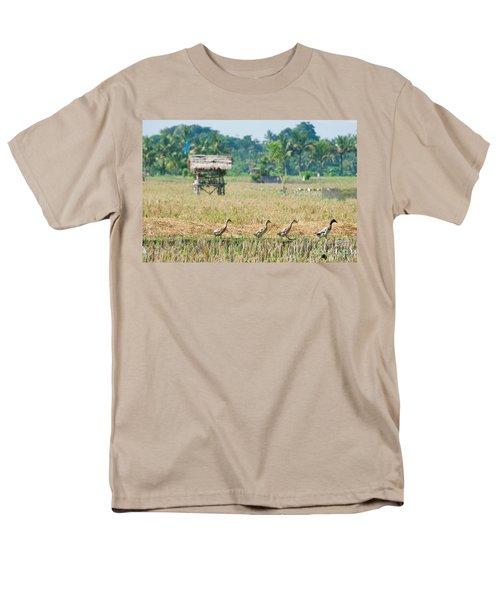 Ducks Men's T-Shirt  (Regular Fit) by Yew Kwang