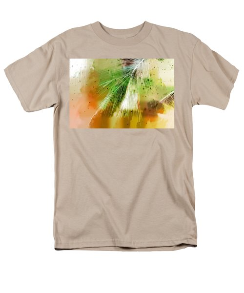 Earth Silk Men's T-Shirt  (Regular Fit)