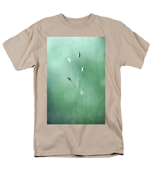 Men's T-Shirt  (Regular Fit) featuring the photograph Emerge by Annie Snel