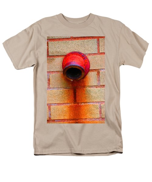 Men's T-Shirt  (Regular Fit) featuring the photograph Empty by Christiane Hellner-OBrien