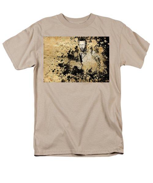 Eric Clapton 3 Men's T-Shirt  (Regular Fit) by Bekim Art