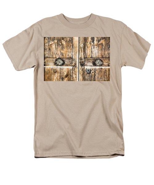 European Vingnette 3 Men's T-Shirt  (Regular Fit)