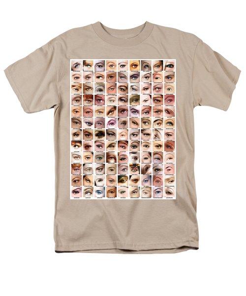 Eyes Of Hollywood - Old Era Men's T-Shirt  (Regular Fit) by Taylan Apukovska