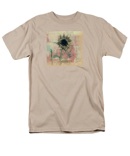 Men's T-Shirt  (Regular Fit) featuring the painting Faded Love by Janice Westerberg