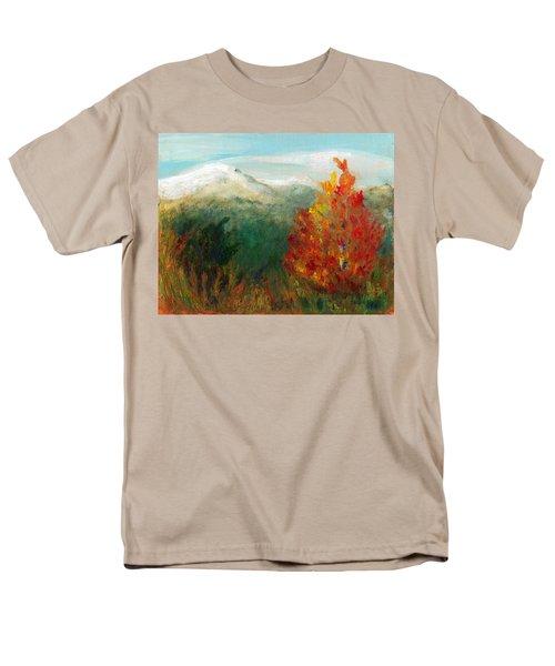 Fall Day Too Men's T-Shirt  (Regular Fit)