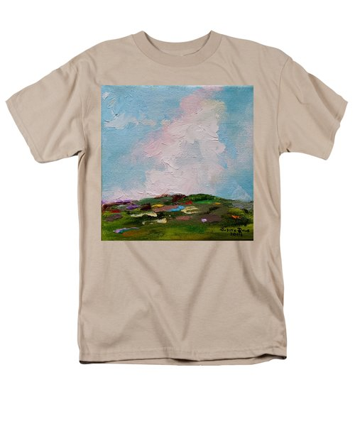 Farmland Iv Men's T-Shirt  (Regular Fit) by Judith Rhue