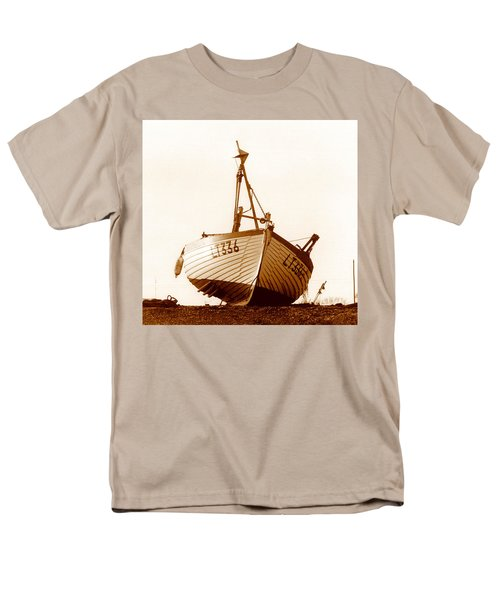 Fishing Boat Men's T-Shirt  (Regular Fit) by Peter Mooyman