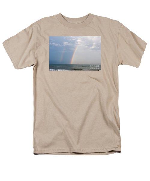 Fishing For A Pot Of Gold Men's T-Shirt  (Regular Fit) by Paul Rebmann