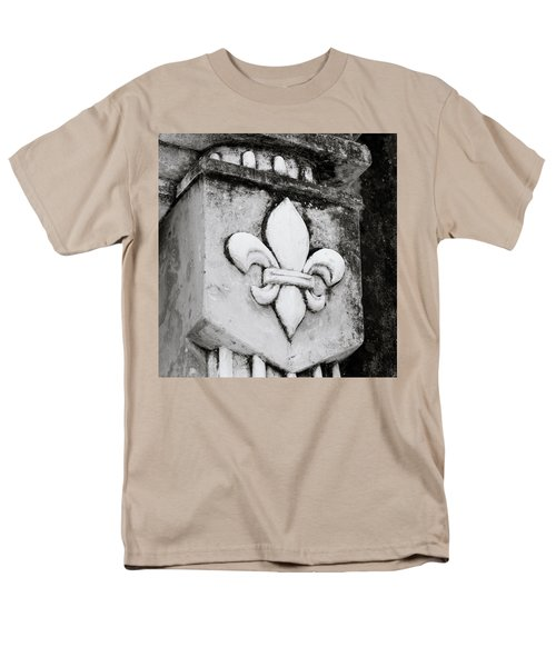 Fleur De Lys Men's T-Shirt  (Regular Fit) by Shaun Higson