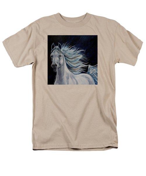 Free Men's T-Shirt  (Regular Fit) by Julie Brugh Riffey