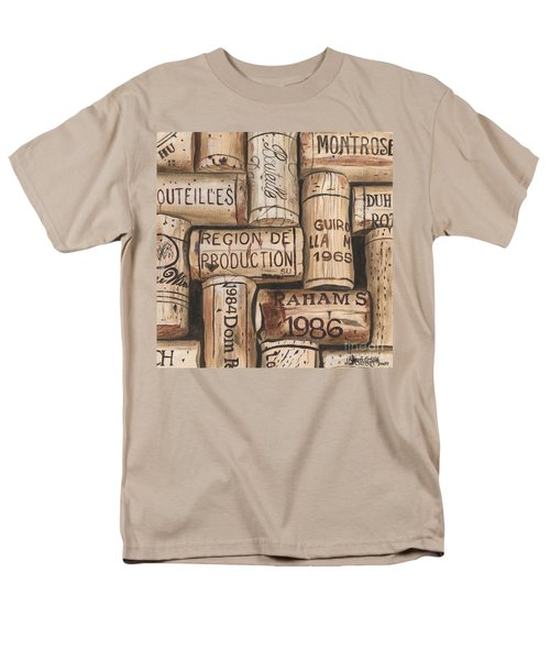 French Corks Men's T-Shirt  (Regular Fit)