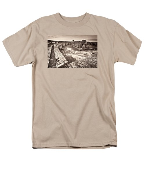 Ft. Pike Overview Men's T-Shirt  (Regular Fit) by Tim Stanley