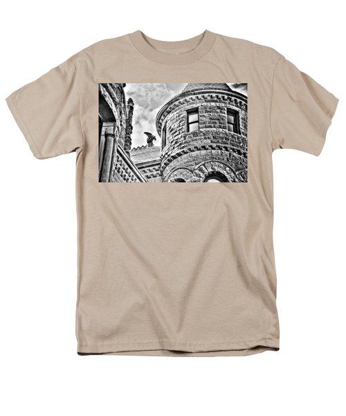 Gargoyle Men's T-Shirt  (Regular Fit) by Mark Alder