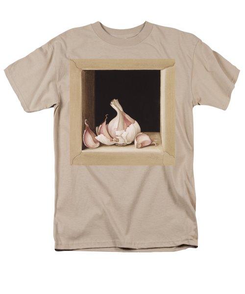 Garlic Men's T-Shirt  (Regular Fit) by Jenny Barron