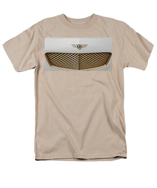 Golden Grill Bentley Men's T-Shirt  (Regular Fit) by Maj Seda
