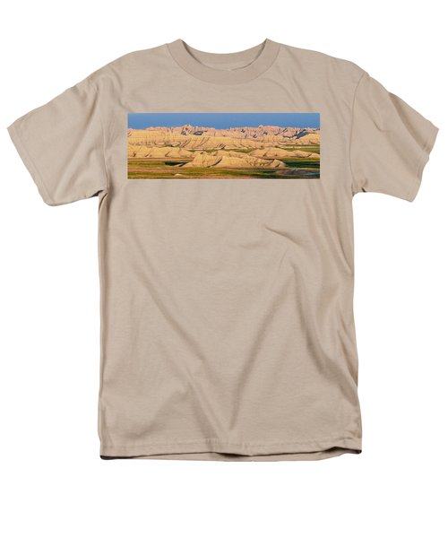 Men's T-Shirt  (Regular Fit) featuring the photograph Good Morning Badlands I by Patti Deters