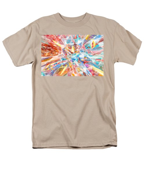 Grand Entrance Men's T-Shirt  (Regular Fit) by Margie Chapman