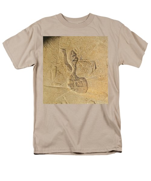 Guardian In The Stone Men's T-Shirt  (Regular Fit)