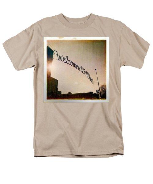 Harlem Men's T-Shirt  (Regular Fit) by H James Hoff