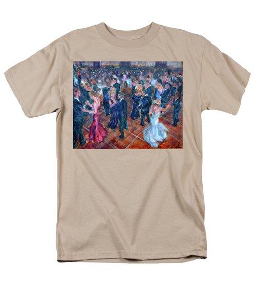 Having A Ball - Dancers Men's T-Shirt  (Regular Fit) by Quin Sweetman