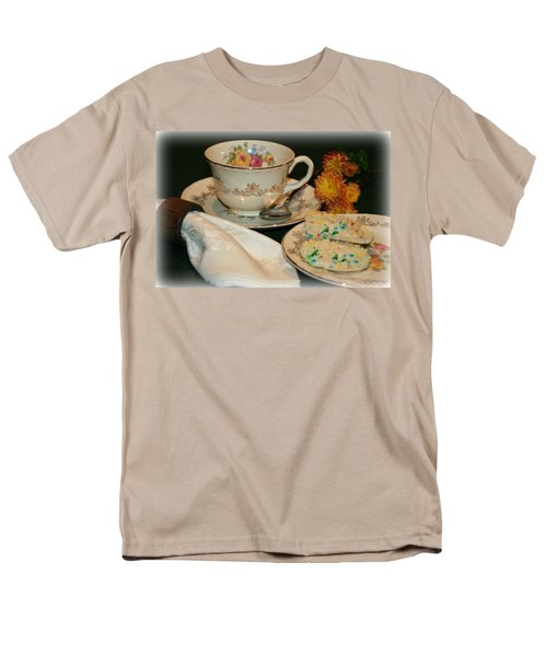 Her Best China Men's T-Shirt  (Regular Fit) by Barbara S Nickerson