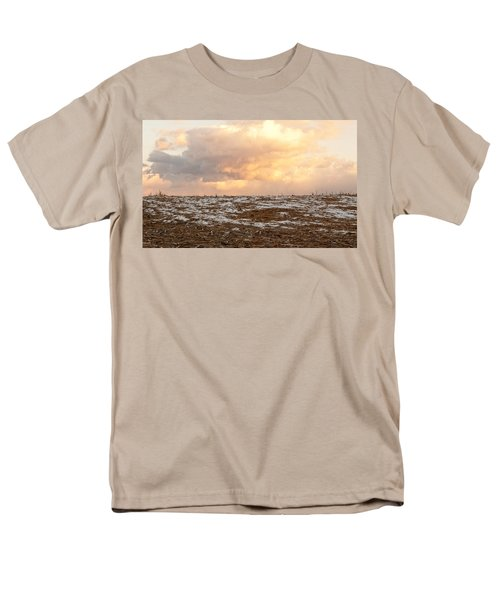 Hope For The Desolate Men's T-Shirt  (Regular Fit) by Wayne King