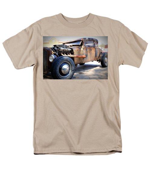 Hot Rod Men's T-Shirt  (Regular Fit) by Lynn Sprowl