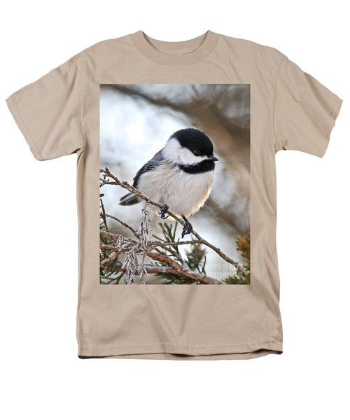 Men's T-Shirt  (Regular Fit) featuring the photograph I May Be Tiny But You Should See Me Fly by Heather King