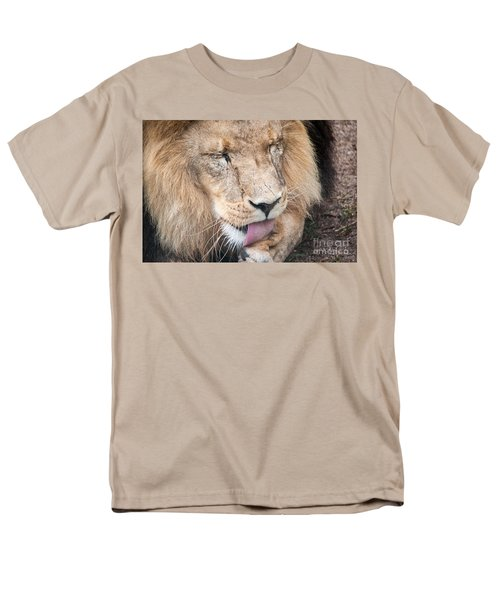 I Take Some Licking Men's T-Shirt  (Regular Fit) by Ray Warren