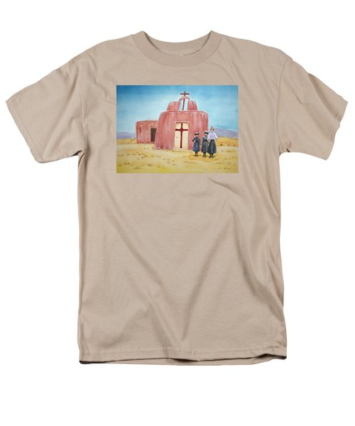 In Old New Mexico II Men's T-Shirt  (Regular Fit) by Michele Myers