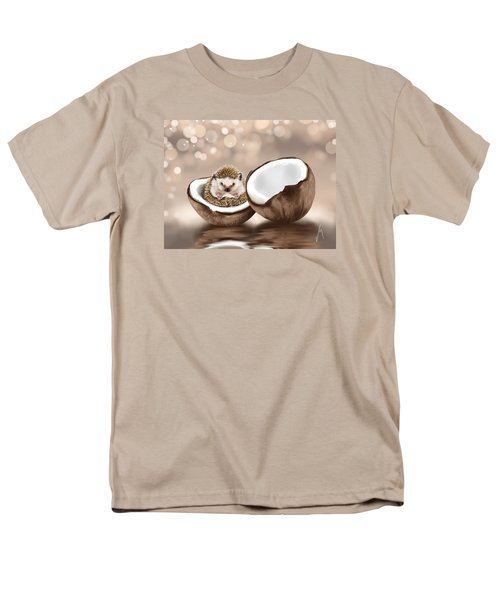 In The Coconut Men's T-Shirt  (Regular Fit) by Veronica Minozzi
