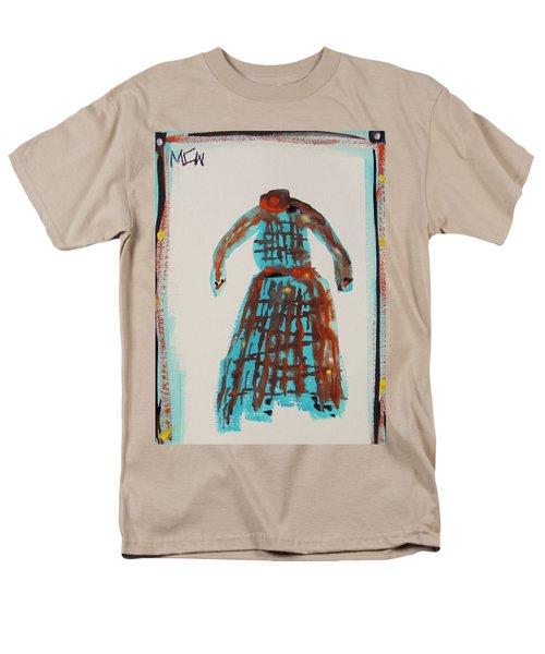 Inspired By Vuillard Men's T-Shirt  (Regular Fit) by Mary Carol Williams