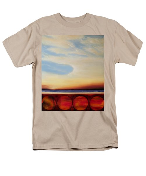 Internal Fires Men's T-Shirt  (Regular Fit) by Albert Puskaric