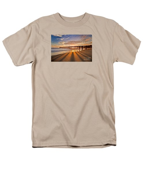 Into The Light Men's T-Shirt  (Regular Fit) by Alice Cahill