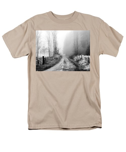 Into The Unknown Men's T-Shirt  (Regular Fit) by Rory Sagner