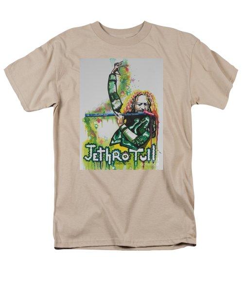 Jethro Tull Men's T-Shirt  (Regular Fit) by Chrisann Ellis