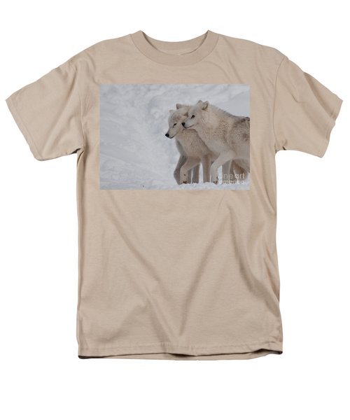 Men's T-Shirt  (Regular Fit) featuring the photograph Joined At The Hip by Bianca Nadeau