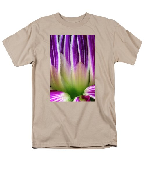Men's T-Shirt  (Regular Fit) featuring the photograph Just A Dahlia 1 by Wendy Wilton
