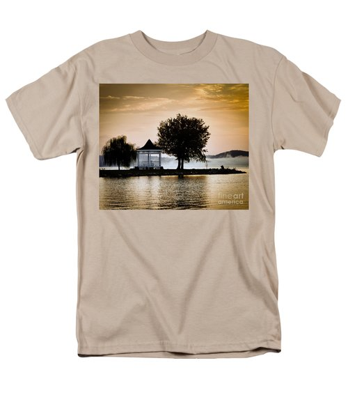 Men's T-Shirt  (Regular Fit) featuring the photograph Just Before Sunrise by Kerri Farley