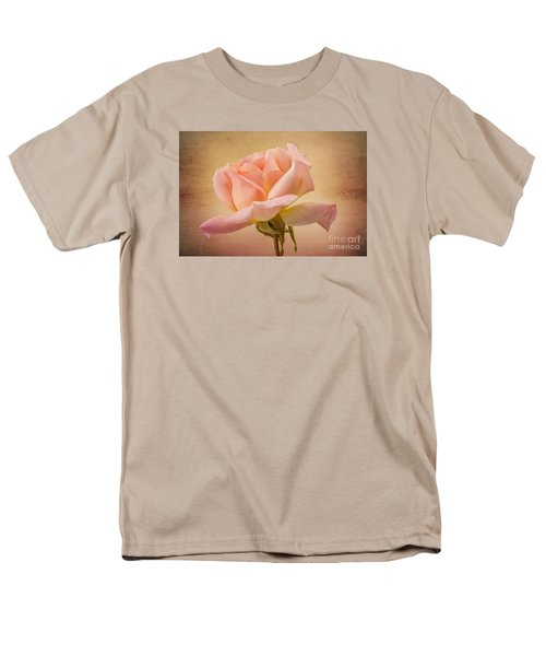 Just Peachy Men's T-Shirt  (Regular Fit) by Clare Bambers