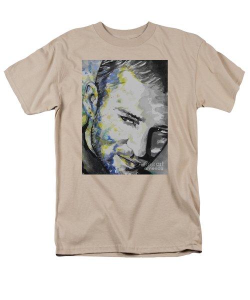 Justin Timberlake...02 Men's T-Shirt  (Regular Fit) by Chrisann Ellis