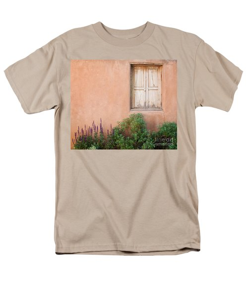 Keep The Summer Heat Out Men's T-Shirt  (Regular Fit) by Roselynne Broussard