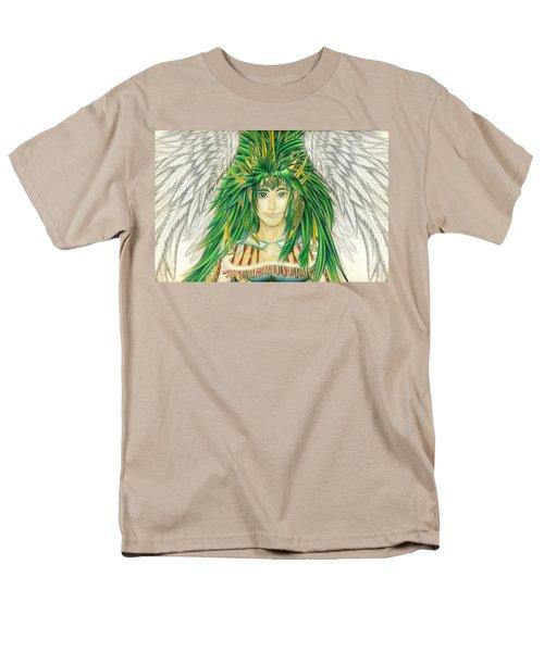 King Crai'riain Portrait Men's T-Shirt  (Regular Fit) by Shawn Dall