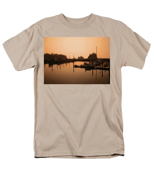 La Push In The Afternoon Men's T-Shirt  (Regular Fit) by Kym Backland