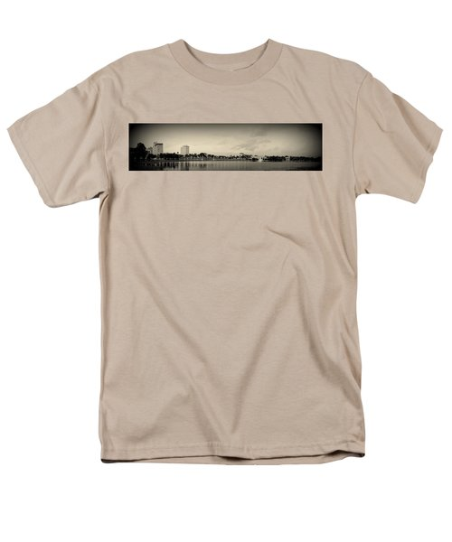 Men's T-Shirt  (Regular Fit) featuring the photograph Lakeland by Laurie Perry