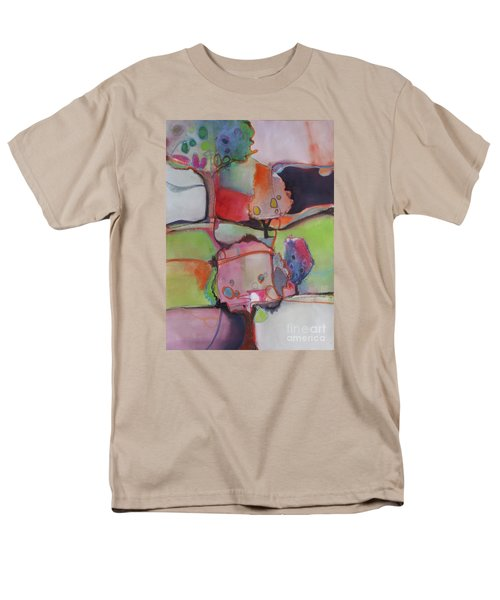 Landscape Men's T-Shirt  (Regular Fit) by Michelle Abrams