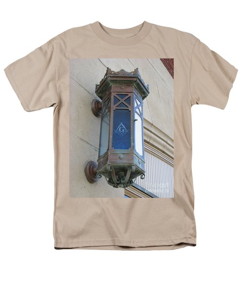 Lantern Of Secrets Men's T-Shirt  (Regular Fit) by Michael Krek